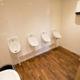 Luxury Hire Loo Urinals